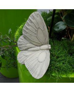 Schmetterling Farfalla, Resin, für Metallstab geei