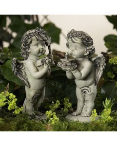 Rosenengelpaar Kukkula, 2fach sortiert