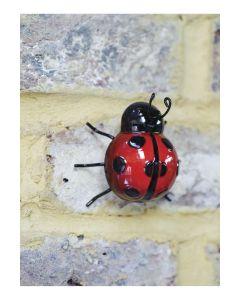 Ladybird WallArt - Marienkäfer klein